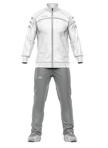 Kappa Eşofman Takım Beyaz